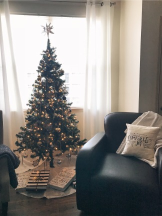 Daytime Living Room Tree