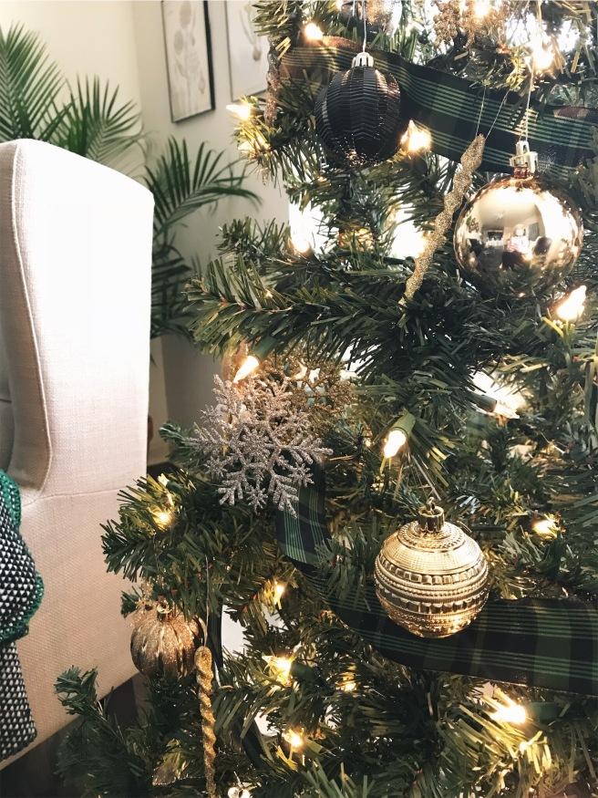 Living Room Ornaments Detail