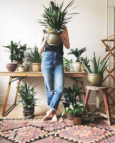 plant lady